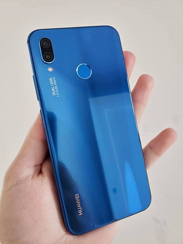 p20 lite azul