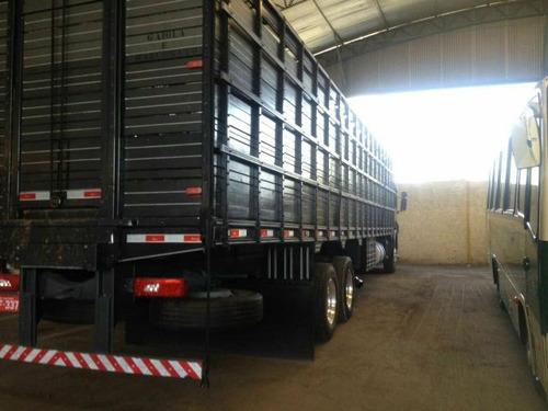 p250 6x2 com gaiola boiadeiro 11.00 mts 2017/18