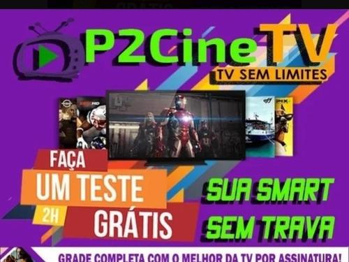 p2cine para tv box ou celular 20reais