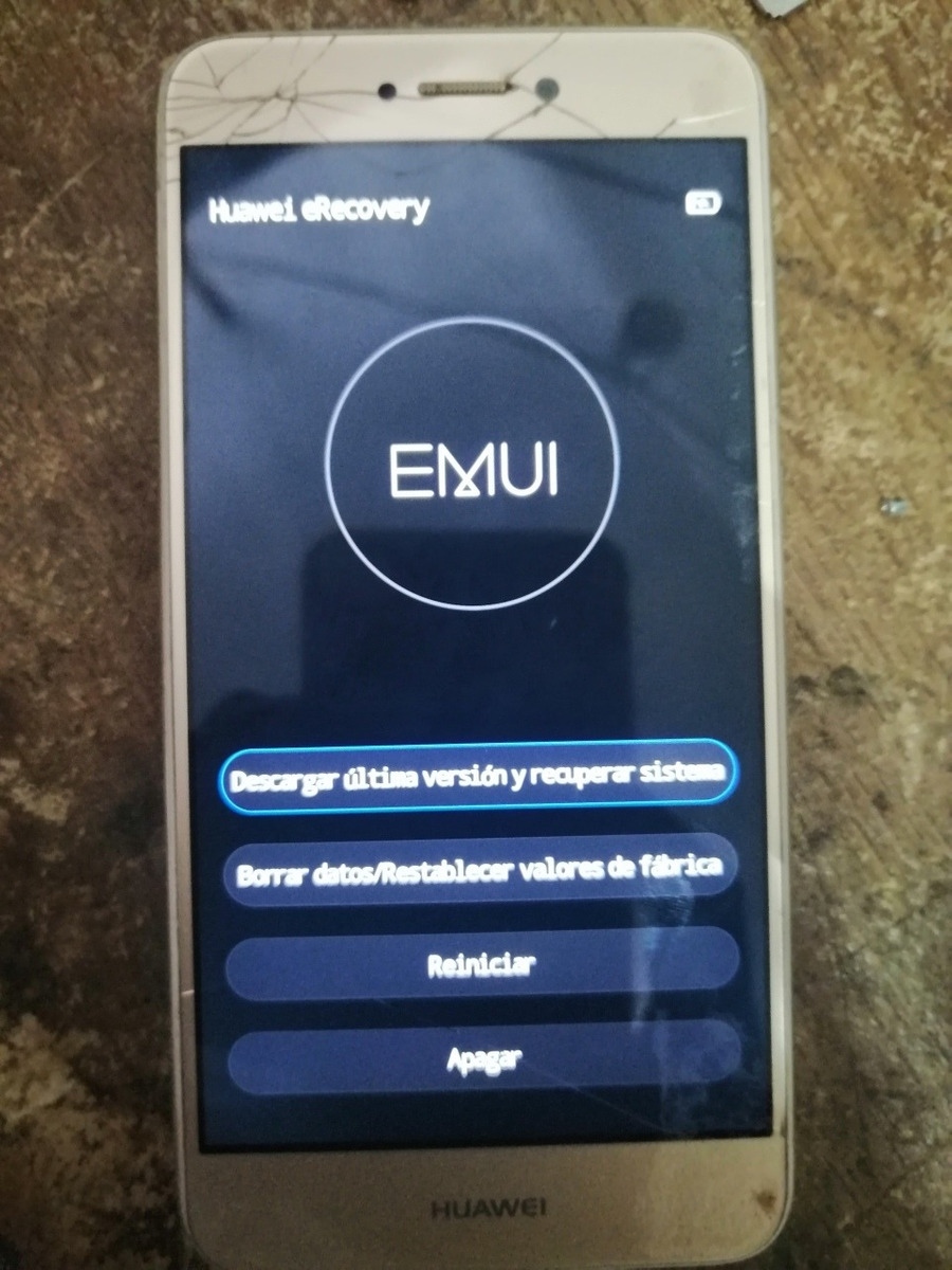 What Is Huawei Erecovery