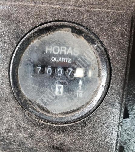 pá carregadeira case w20 ano 2009