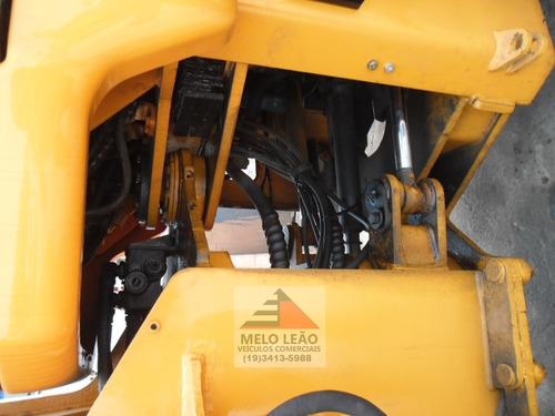 pá carregadeira hyundai hl 740-7a - ano 2011 - cabinada, ar