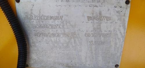 pá carregadeira jcb 214 1999