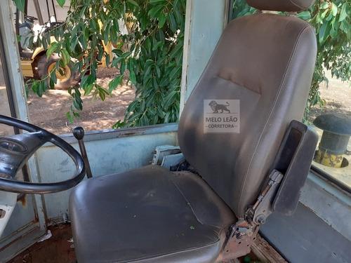 pá carregadeira komatsu wa180 - ano 1998 - toda restaurada