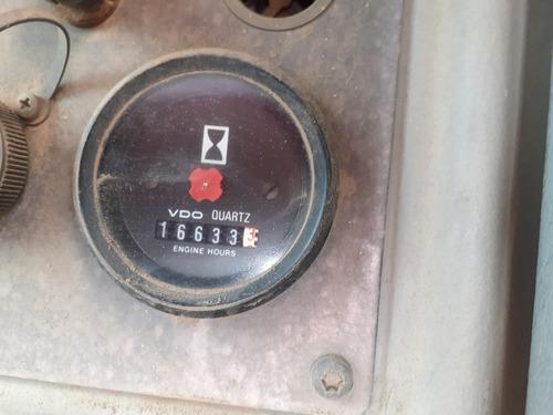 pá carregadeira volvo l90 d - ano 2001 - cabine aberta*