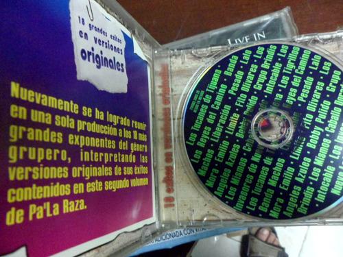 pa' la raza cd album vol 2