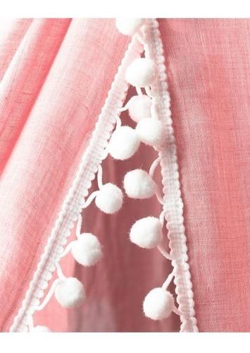 pabellon decorativo recamara lilac rosa esquimal