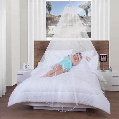 pabellon mosquitero hogar blanco concord