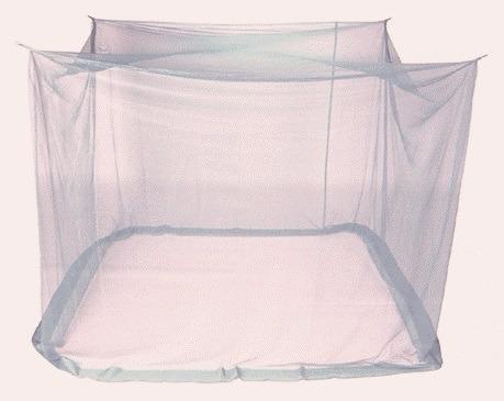 pabellón mosquitero, tamaño individual, tela tergal francés.