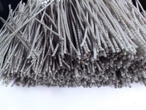 pabilos encerados 100 alma papel 15cm #22 veladora quematic