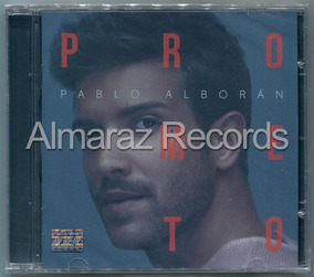 Pablo Alboran Prometo Cd