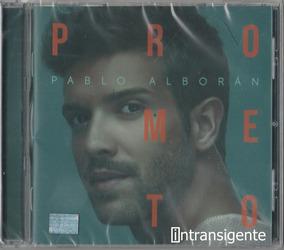 Pablo Alboran - Prometo (cd Nuevo)