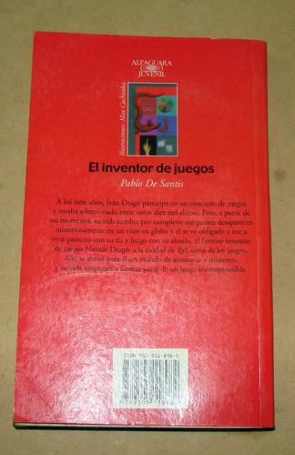 pablo de santis el inventor de juegos max cachimba / kktus