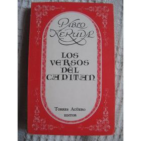 Pablo Neruda - Los Versos Del Capitán (miniaturas Andarín)