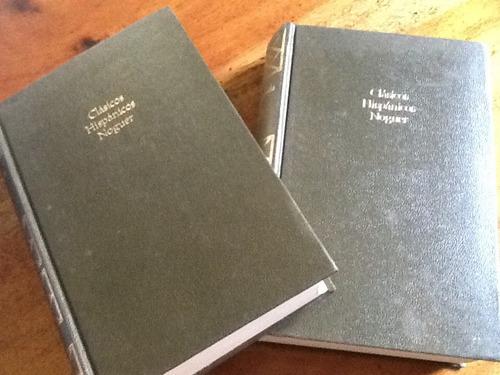 pablo neruda - poesía.  obra poética completa 2 tomos
