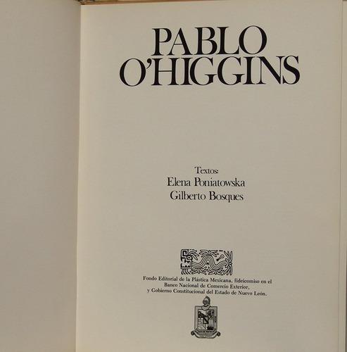 pablo o higgins  -texto elena poniatowska