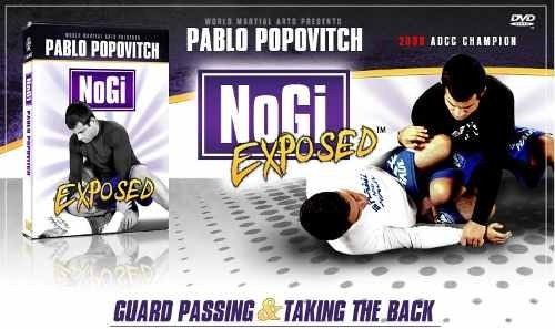 pablo popovitch - nogi exposed jiu-jitsu