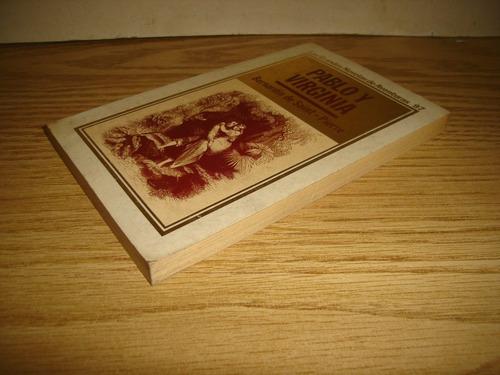 pablo y virginia - bernardin de saint-pierre