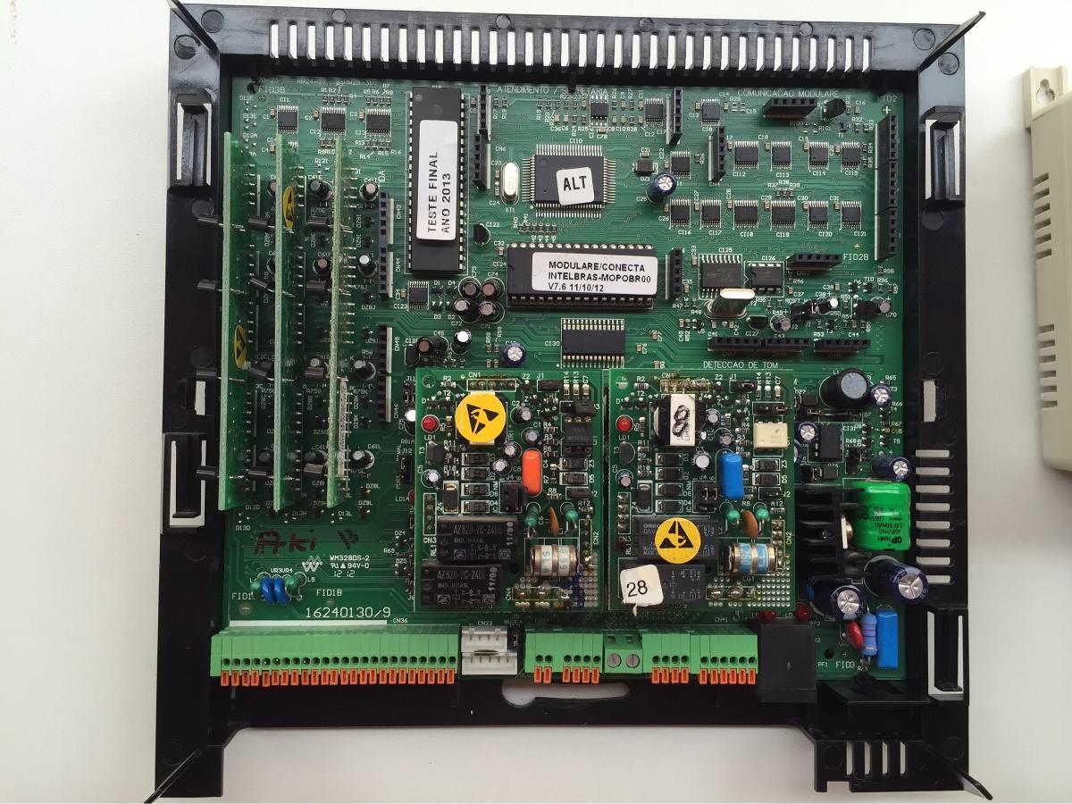 Manual central telefonica intelbras modulare wheels