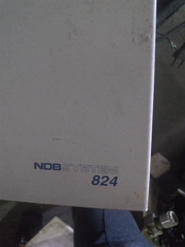 pabx nec ndb system 824 usado