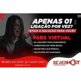 Pabx Virtual Issabel - Nacional Br - Callcenter