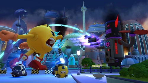 pac man and the ghostly adventures juego digital ps3
