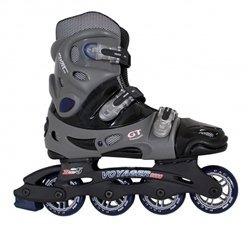 pacer voyager patines en línea - hombres 12/13 señoras