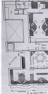 pacheco de melo jose a. 1800 6- - barrio norte - oficinas planta dividida - alquiler