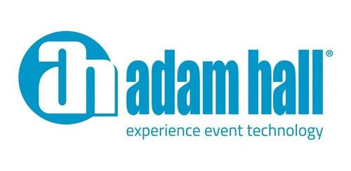pachera adam hall manguera de sonido 12 canales 10 m  k12c10