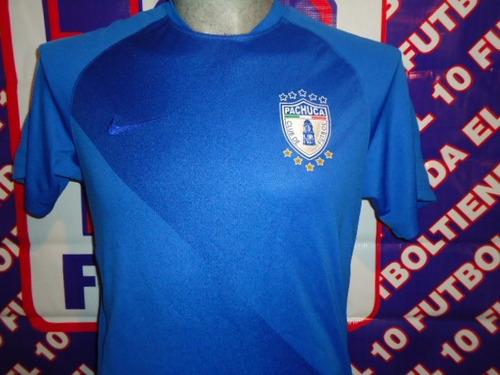 pachuca camisa de entrenamiento futbol