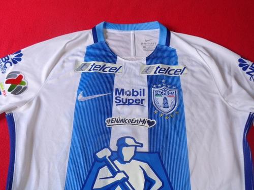 pachuca jersey 2017 liga mx murillo local