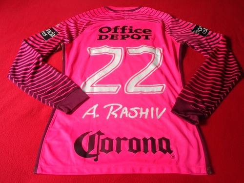 pachuca portero jersey liga mx