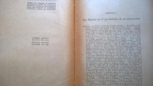 pacífico otero historia del libertador josé de san martín 4