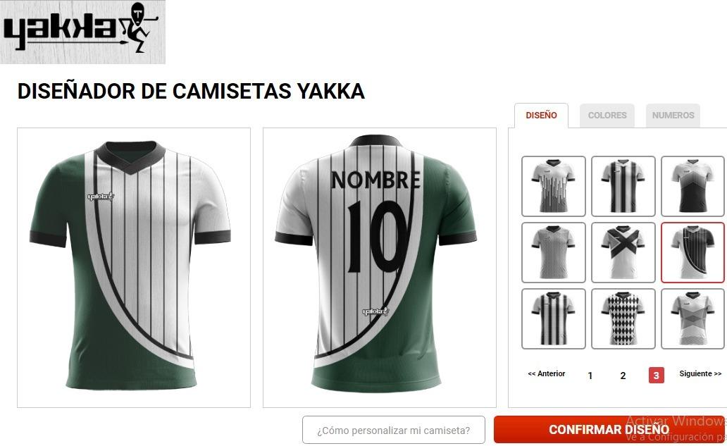 26c134236da48 pack 10 camisetas de futbol y shorts a pedido yakka. Cargando zoom.