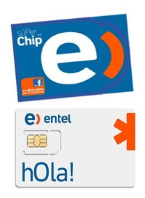 d891132743c Chip 4g Entel - Chips Entel para Celulares en Mercado Libre Chile