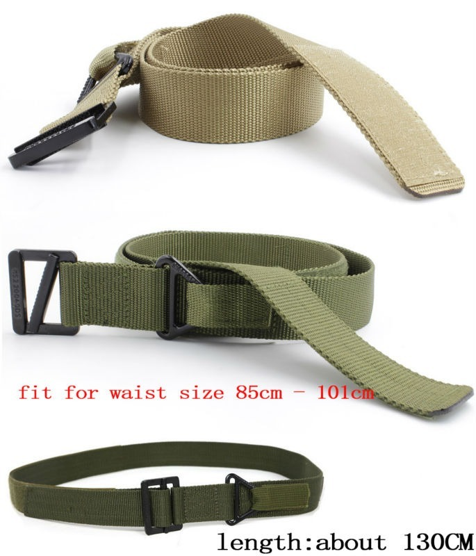 Pack 10 Cinturon Tactico Militar Airsoft Paintball Outdoor ... d3b4c63455c5