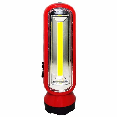 pack 10 lampara linterna emergencia led recargable 12222/ fe