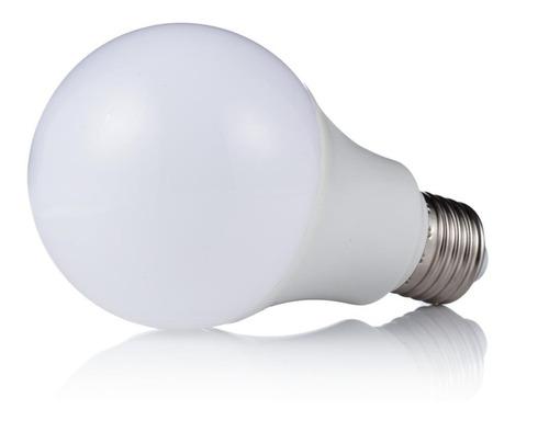 pack 10 lamparas foco led 11w 12w 13w e27 220v frio calido