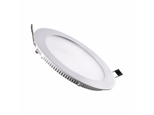 pack 10 panel plafon led spot redondo 12w embutir