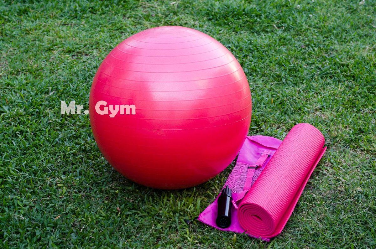 pack 10 pelota esferodinamia de 55 cm pilates yoga gym ball. Cargando zoom. 83fe301d0d79