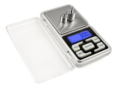 pack 10 pesa gramera balanza digital hasta 500g de precisión