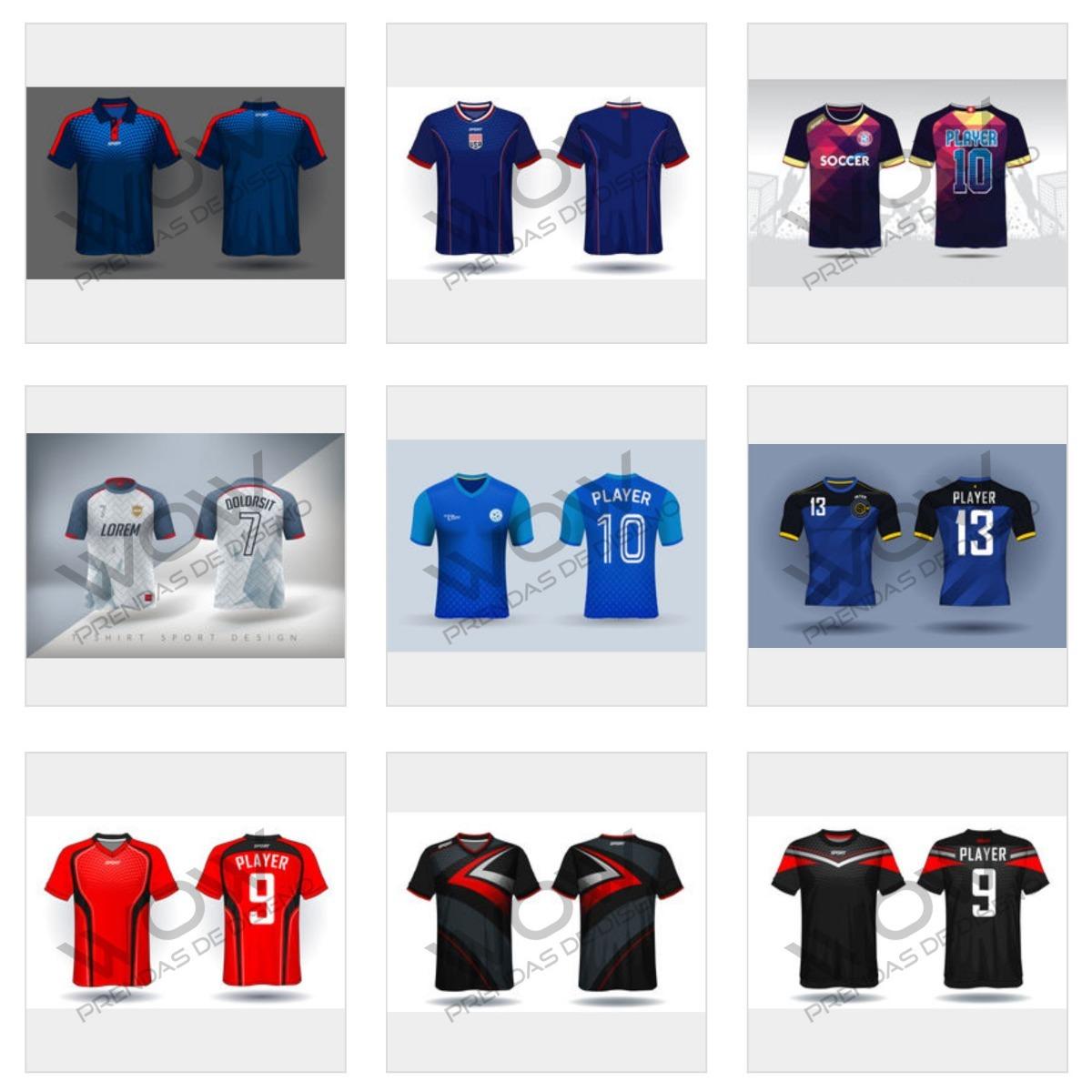 pack 10 remeras personalizadas para tu equipo de fútbol. Cargando zoom. 677ae7c85d487