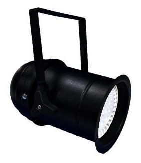 pack 10 spot aplicar cañon tipo teatro lampara ar111 led 11w