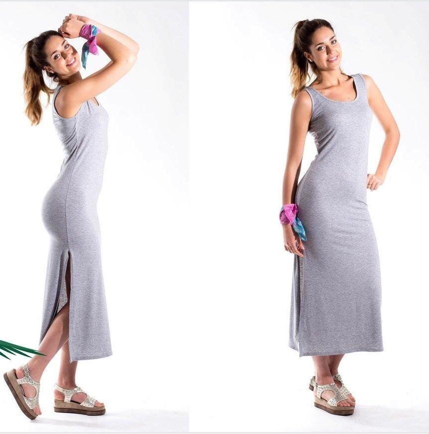 99f35efbd pack 10 vestidos largos de algodón. Cargando zoom.