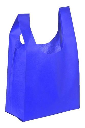 pack 1000 bolsa ecologica 50x30 tnt reciclable / lhua store