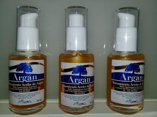 pack 12 aceite de argan flora 30 ml  cabello  envio gratis
