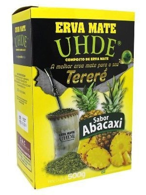 pack 12 ervas mate uhde sabores (antiga kurupi)
