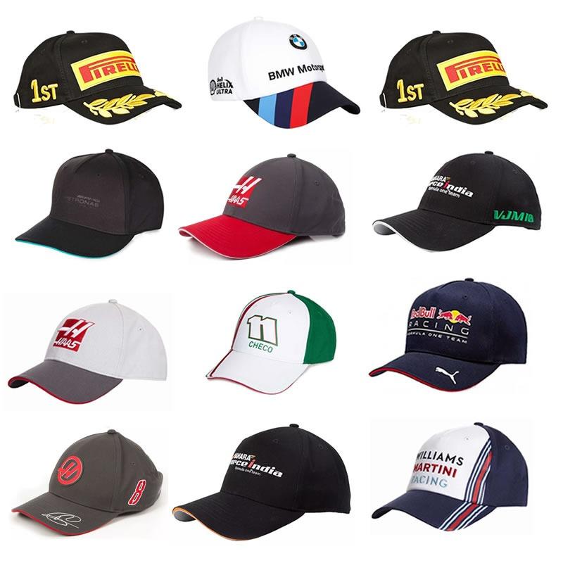 calzado comprar construcción racional Pack 12 Gorras Formula 1 Origiales Importadas 12 Msi**