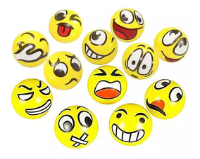 Emoticon Pack Antiestress 12 Pelotas Emojis 0wvnN8Om
