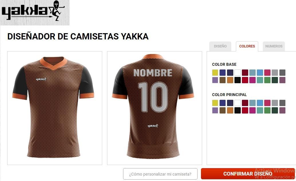 97c628416 pack 14 camisetas diseñador web y short numerado yakka. Cargando zoom.